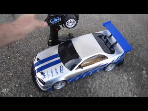 Amazing Drift Car From Fast And Furious- RC Cincy