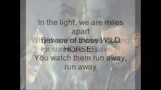 Antonia feat. Jay Sean --Wild horses (Lyrics)