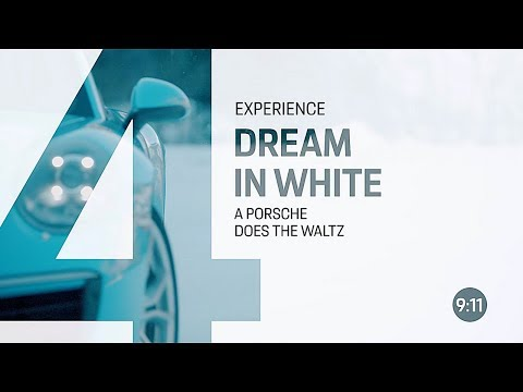 9:11 Magazine By Porsche | Dream In White | Porsche 911 Carrera S.