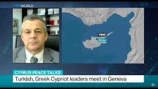 Cyprus Peace Talks: Interview with Hubert Faustmann