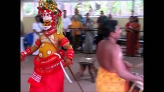2013-12-03 Theyyam Dance, Kannur.