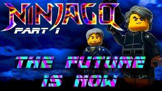 LEGO NINJAGO MOVIE: THE FUTURE IS NOW!  - PART 1