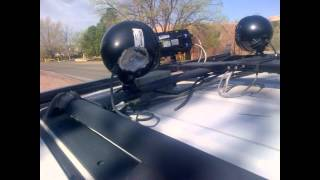 Man Shoots Unmanned Police 'Speed Enforcement' Vehicle In Sante Fe thumbnail