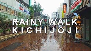 RainywalkinKichijoji雨の吉祥寺散歩