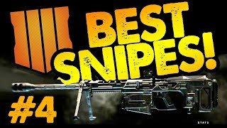 BEST SNIPER SHOTS From Live Streams // COD Black Ops 4 //Call of Duty Blackout Sniper Gameplay #4
