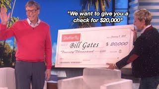 Ellen's most awkward moments..
