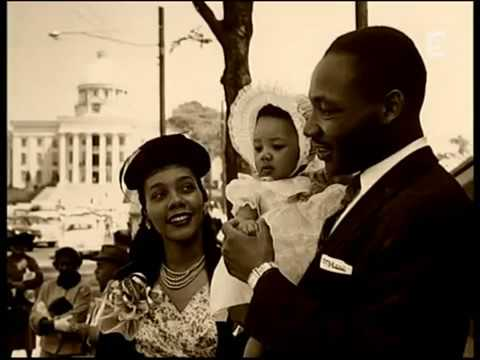 Martin Luther King. J'ai fait un rêve.
