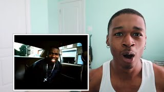 50 CENT - YOUR LIFE'S ON THE LINE (JA RULE DISS) | REACTION