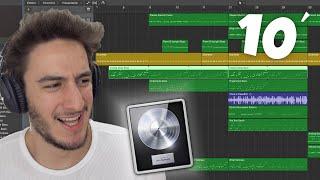 Créer une musique sur Mac en 10min ! (Logic Pro X)