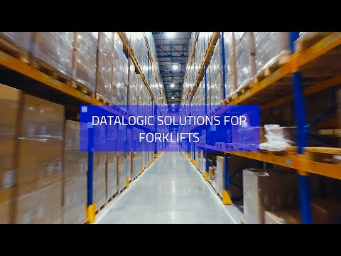 Datalogic Solutions for Forklifts