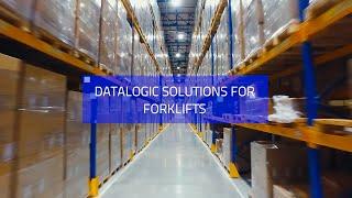 Datalogic Solutions for Forklifts