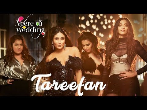 Tareefan Ringtone   Veere Di Wedding   QARAN Ft. Badshah   Kareena Kapoor Khan, Sonam Kapoor