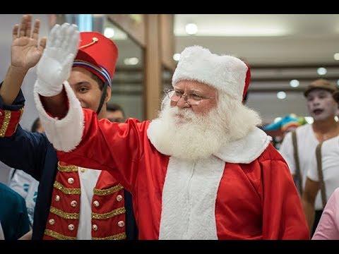 Reveja a chegada do Papai Noel no Porto Velho Shopping - Gente de Opinião
