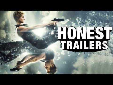 Divergence: Rezistence - Upřímné trailery
