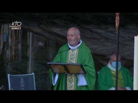 Messe du 10 septembre 2020 à Lourdes