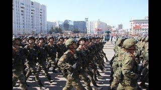 Запись прямого эфира Парада войск Хабаровского гарнизона