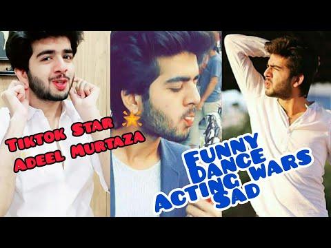 Adeel Murtaza Bestest videos musically tik Tok star