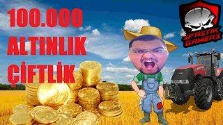 100.000 ALTINLIK ÇİFTLİK / Farm Together : Türkçe Oynanış - Bölüm 8