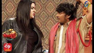 Rocking Rakesh Performance | Extra Jabardasth | 16th April 2021 | ETV Telugu