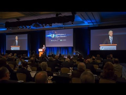 Video Globalization of Higher Education Conference | Recap