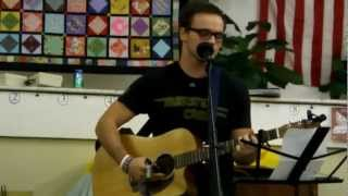 Lovesick Lullaby - Original Song Live