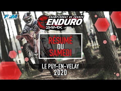 CDF enduro 2020 Puy-en-Velay 2020 - J1