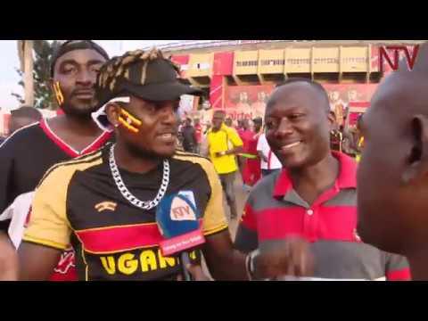 Uganda yeesozze empaka z'ekikopo kya Africa
