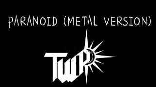 Paranoid -Ozzy Osbourne Cover - thewarehouseproject