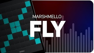 Playing FLY | MARSHMELLO on SUPER PADS LIGHTS - KIT BALLOONS