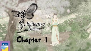 The Butterfly's Dream: Chapter 1 Walkthrough Guide & IOS  Android Gameplay (by Yang Liu)