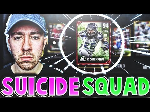 THE GREATEST PUNT RETURN IN MADDEN HISTORY! SUICIDE SQUAD #3 MADDEN 17 ULTIMATE TEAM