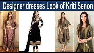 kriti Sanon's Most Favorite Dresses. She looks pretty . Gorgeous kriti Sanon