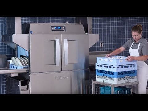 Get to know the Hobart CLeN Commercial Dishwasher