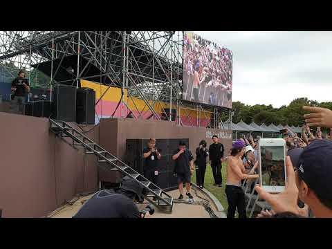 Lukas Graham (루카스 그레이엄) - Funeral LIVE @ Slow Life Slow Live 슬라슬라 페스티벌 루카스 그레이엄 내한 공연