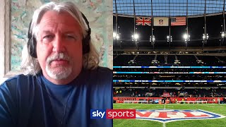 Rob Ryan talks NFL's decision to cancel all London games this year 🏈| Inside the Huddle Vodcast