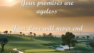 GREAT IS YOUR MERCY (With Lyrics) : Don Moen