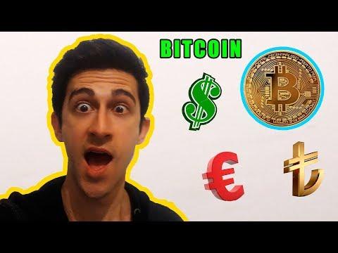 21.000 TL'lik Bitcoin | Bitcoin Satın Aldım !! (zengin oluyorum) (видео)