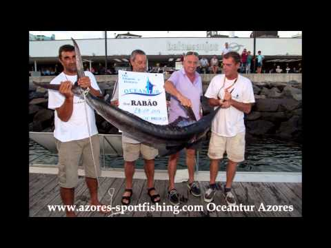 Best of 2014 season of sportfishing in Azores by Oceantur