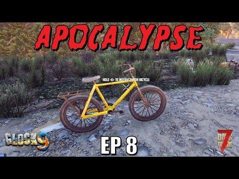 7 Days To Die - Apocalypse EP8 (Alpha 18)