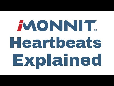 explaination of heartbeats in iMonnit