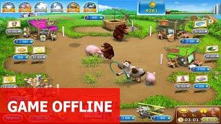 Cùng chơi Farm Frenzy 2 - Nông Trại Vui Vẻ Offline 2