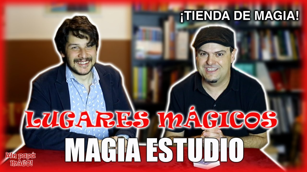 MAGIA ESTUDIO | LUGARES MÁGICOS | TIENDA DE MAGIA | is Family Friendly