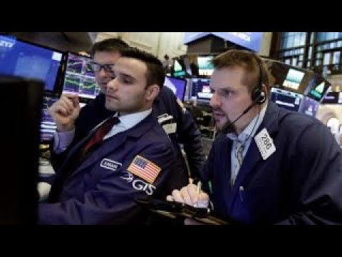 Trump acknowledges market volatility
