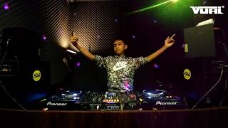 DJVuai Top DJ Cilik Indonesia Battle & Freestyle Perform