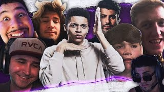 MYTH IMPERSONATES TWITCH STREAMERS (TFUE, XQC, MONGRAAL & MORE)