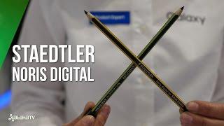 El regreso del clásico lápiz Staedtler, ahora para dispositivos de Samsung