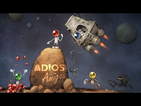 ADIOS Amigos - Launch Trailer thumbnail