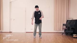 Hip Hop: Basics Teil 1, One Step