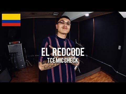 El Redcode - El Veneno [ TCE Mic Check ]