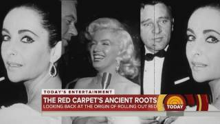 History of the Red Carpet